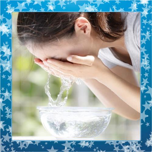 美白のためには毎日の洗顔が大切